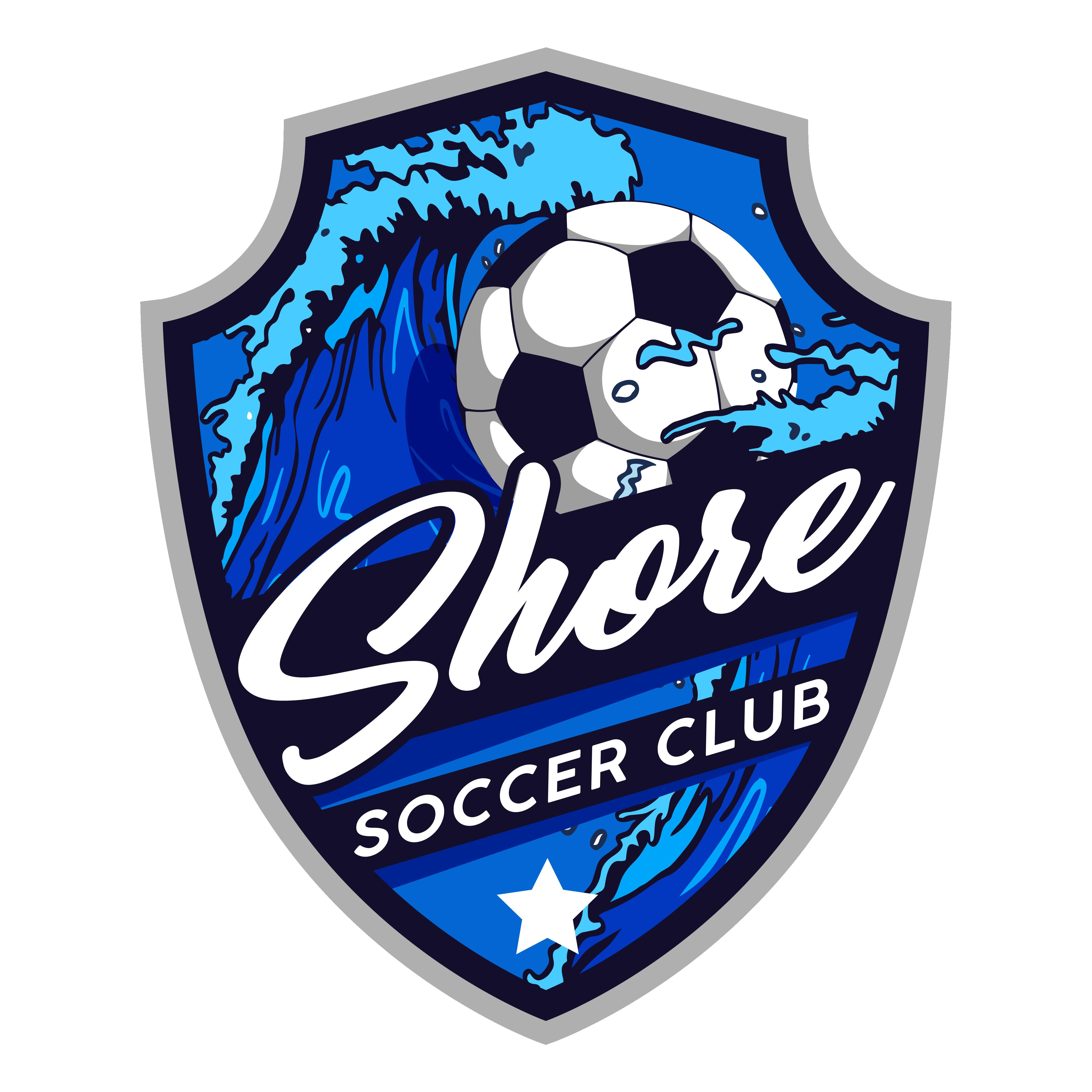 Shore Soccer Club Emblem