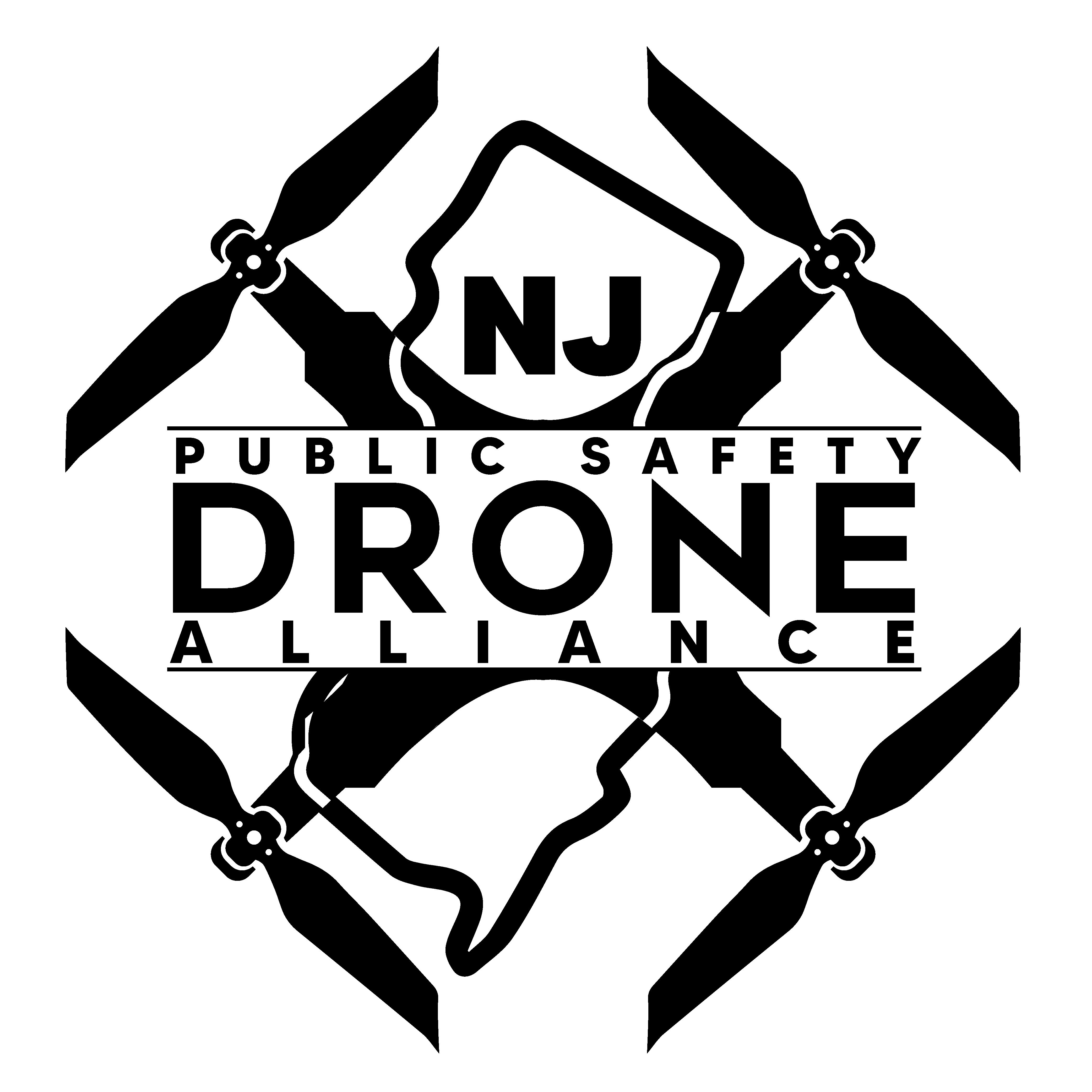 NJ Public Safety Drone Alliance Logo