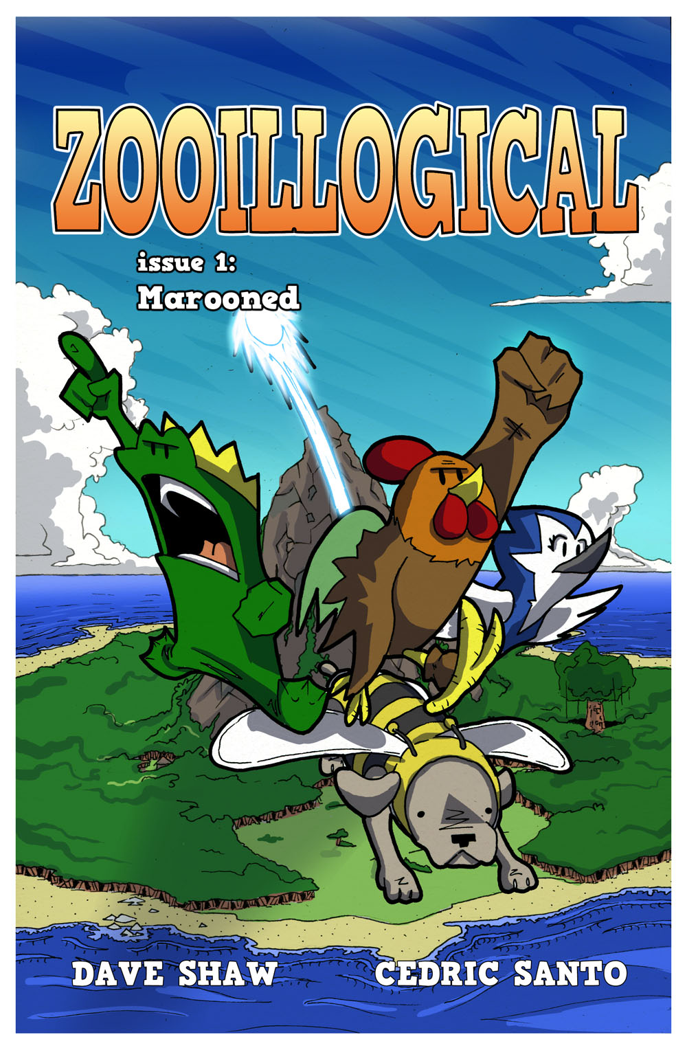 Zooillogical Ep 1: Marooned