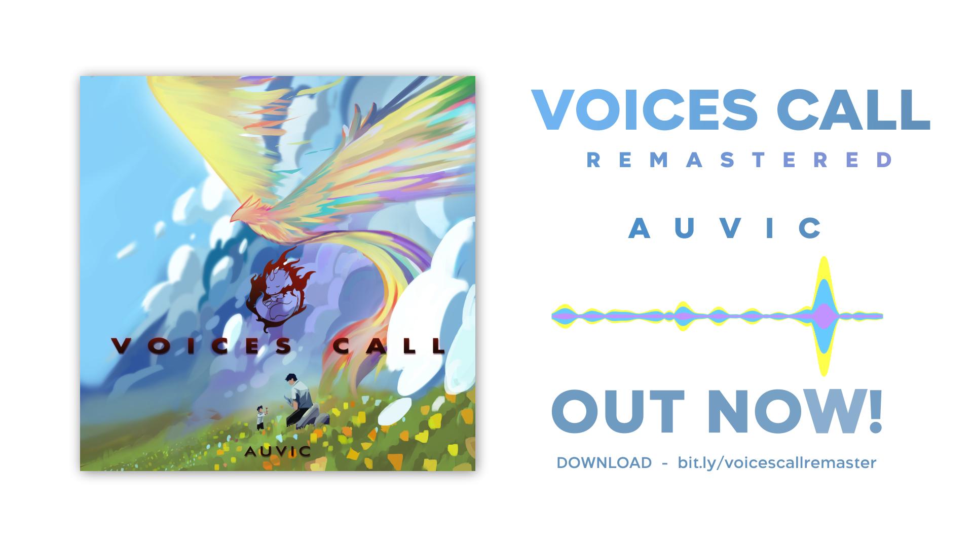 Voices Call Album Promo (15s)