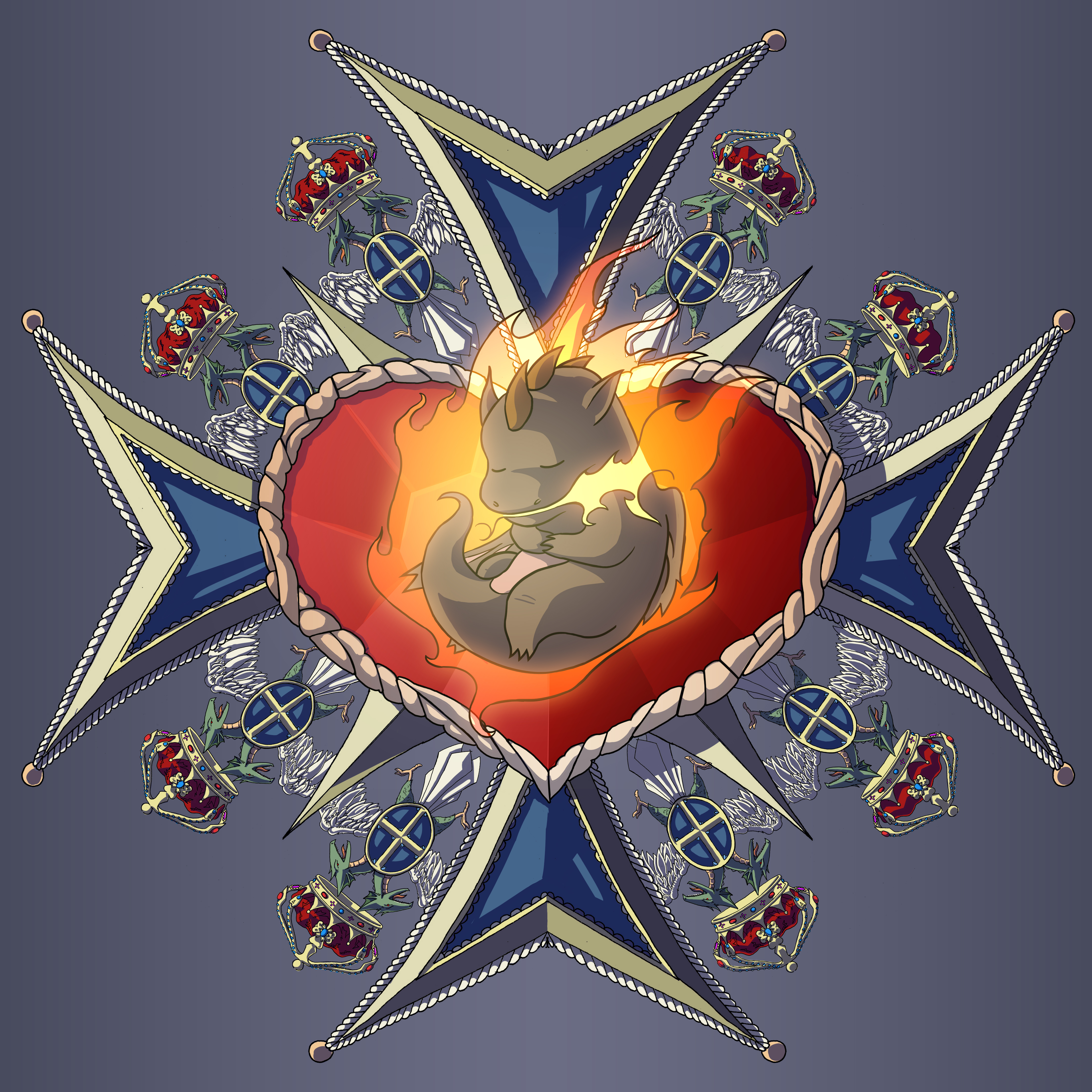 Auvic's Soulfire Valor Patch