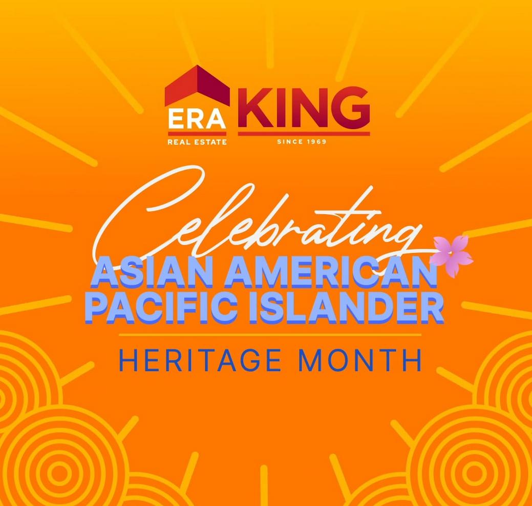 Asian American & Pacific Islander Heritage Month Post